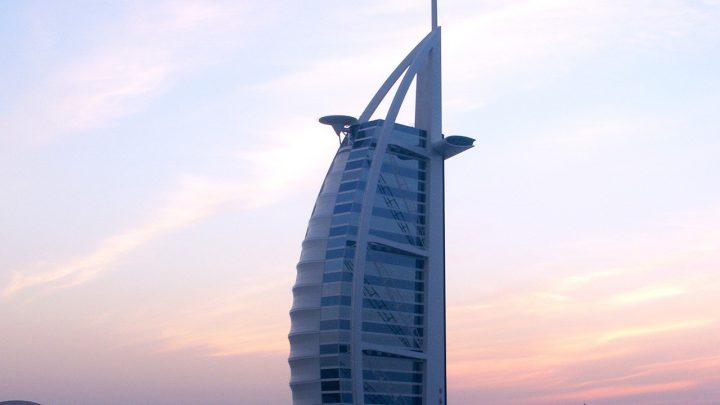 Hotel Burj al-Arab, czyli luksus w najwyższej postaci