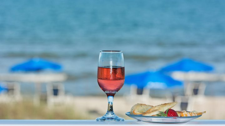 Mykonos Grand Hotel&Resort. Grecki luksus
